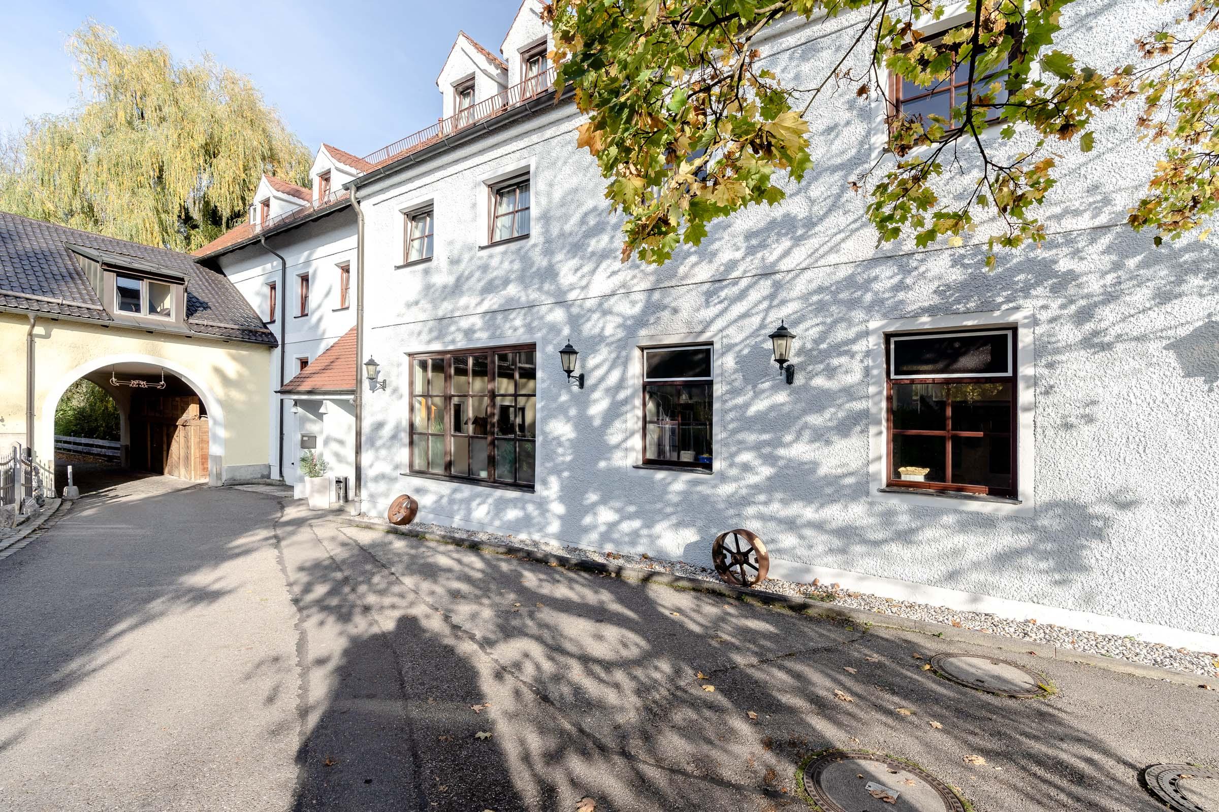 Hotel Schleuse, Obermerzing